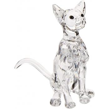 Swarovski 5135918 Siamkatze Siamese Cat Dekofigur Kristallfigur