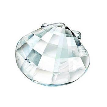 Swarovski 833506 Muschel Jakobsmuschel Dekofigur Kristallfigur