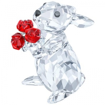 Swarovski 5063338 Hase Rabbit Dekofigur Kristallfigur