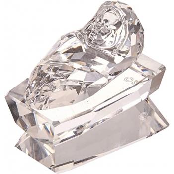 Swarovski 5223604 Baby Jesus Dekofigur Kristallfigur