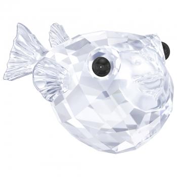 Swarovski 5282028 Blowfish Kugelfisch Dekofigur Kristallfigur