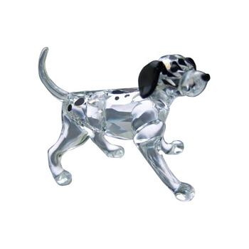 Swarovski 628947 Dalmatian Puppy Standing Dekofigur Kristallfigur