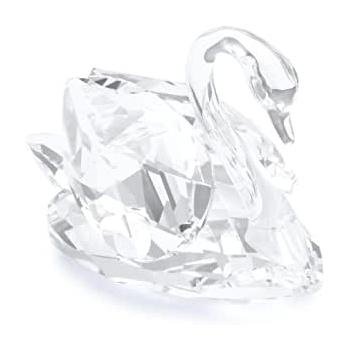 Swarovski 010006 Schwan Mittel Dekofigur Kristallfigur