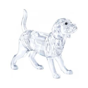 Swarovski 5135917 Hund Beagle Dekofigur Kristallfigur