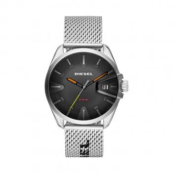 Diesel DZ1897 Herrenuhr Quarz Milanaise Uhrband