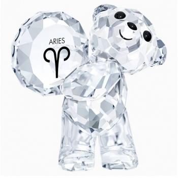 Swarovski 5396279 Kris Bear Aries Dekofigur Kristallfigur