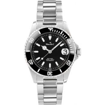 Zeno 3792 Automatik Fliegeruhr Damen Uhr