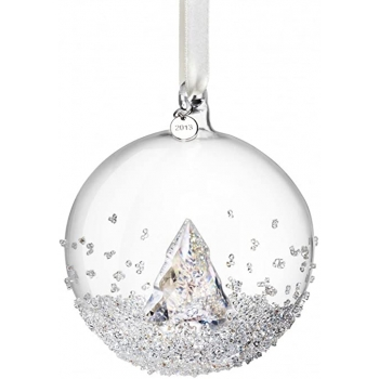 Swarovski 5004498 Christmas Ornament Ball 2013