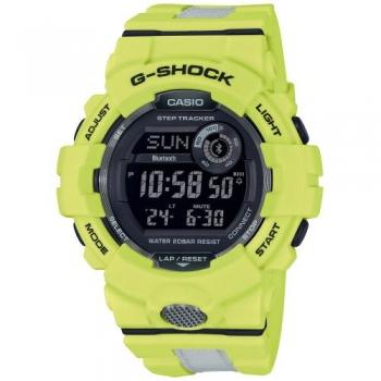 Casio G-Shock GBA-800-9AER Herrenuhr Bluetooth Step Tracker