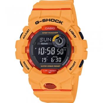 Casio G-Shock GBA-800-4AER Herrenuhr Bluetooth Step Tracker