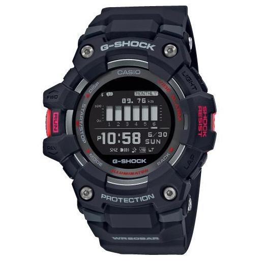 Casio G-Shock GBD-100-1ER Herrenuhr Bluetooth Step Tracker