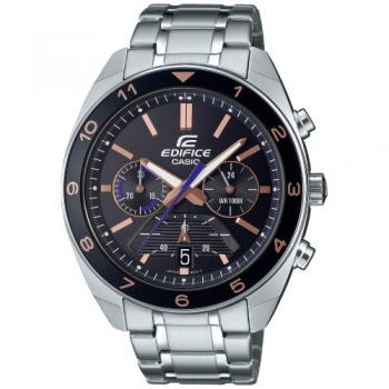 Casio Edifice EFV-590D-1AVUEF Herrenuhr Mineralglas Chronograph
