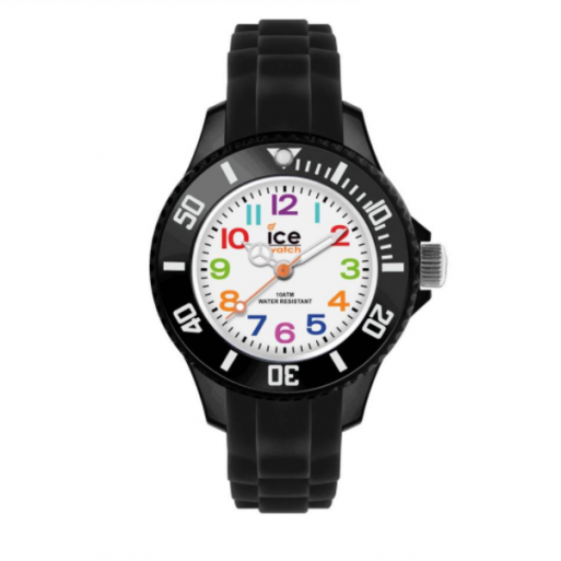 Ice Watch 000785 Kinderuhr Mini Black Extra small