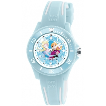 AM:PM DP186-K465 Disney Kinderuhr Elsa Eiskönigin Kids
