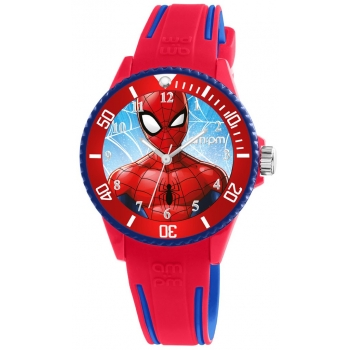 AMPM MP187-U624 Kinderuhr Marvel Spiderman Kids