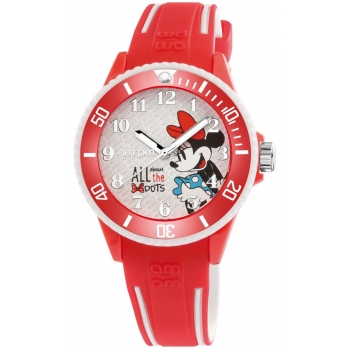 AMPM MP187-U473 Kinderuhr Disney Minnie Mouse Kids