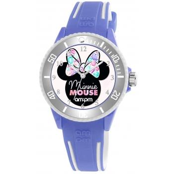 AMPM MP187-U617 Kinderuhr Disney Minnie Mouse Kids