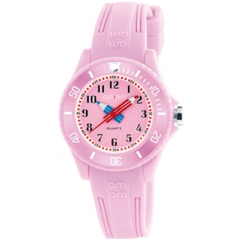 AMPM PM192-K513  Kinderuhr Rosa Kids
