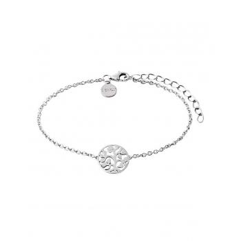 Xenox XS2897 Lebensbaum Armband Silber