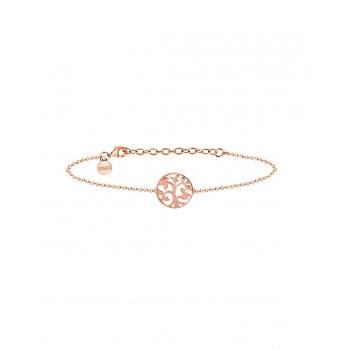 Xenox XS2897R Lebensbaum Armband Rosévergoldet