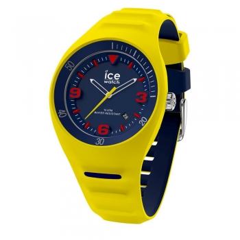 Ice Watch 018946 Herrenuhr Pierre Leclercq Neon Yellow