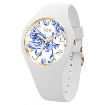 Ice Watch 019227 Damenuhr White porcelain Medium