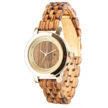 Laimer Holzuhr Woodwatch...