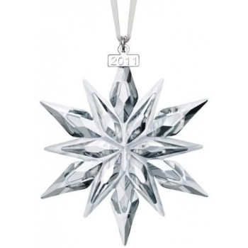 Swarovski Christmas Ornament 2011