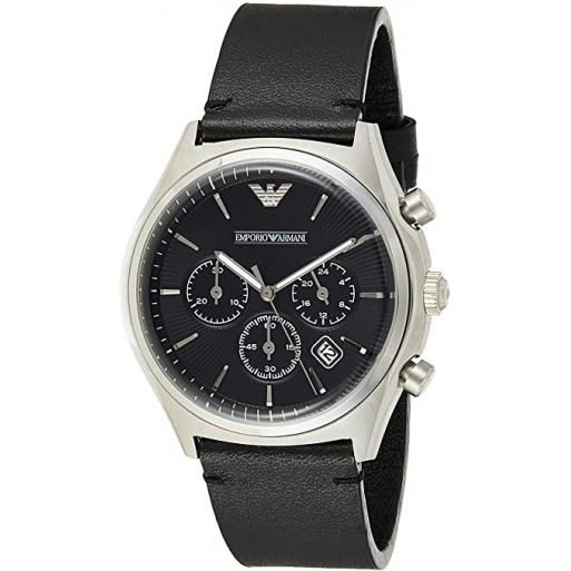 emporio-armani-ar1975-herren-uhr-klassisch-chronograph-lederband