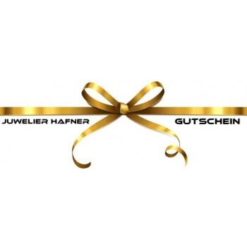 Juwelier Hafner Gutscheine - Gutschein 50 EUR