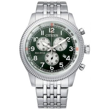 Citizen Eco Drive AT2460-89X Herrenuhr Chronograph