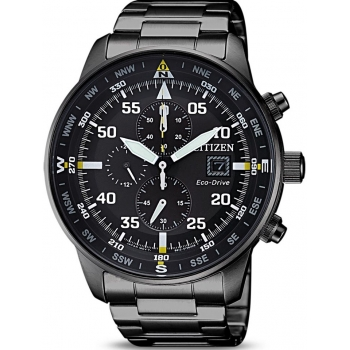 Citizen Eco Drive CA0695-84E Herrenuhr Chronograph Solar