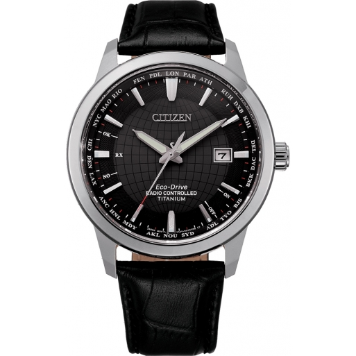 Citizen Eco Drive CB0190-17E Herrenuhr Radio Controlled Saphirglas