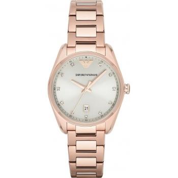 Emporio Armani AR6065 Damen Uhr Klassisch