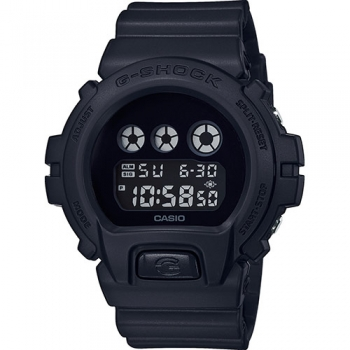 Casio G-Shock DW-6900BBA-1ER Black Digital Herrenuhr