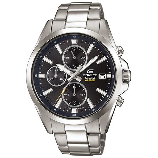 Casio Edifice EFV-560D-1AVUEF Mineralglas Herrenuhr Chronograph