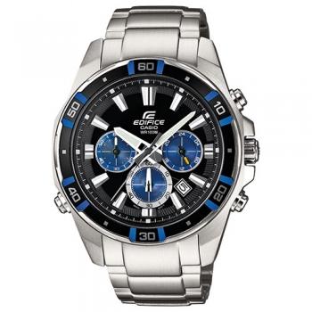 Casio Edifice EFR-534D-1A2VEF Herrenuhr Mineralglas Chronograph