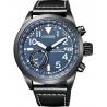 Junghans Chronoscope Solar 014/4202.44 Herren Uhr Quarz Stahl Uhrband