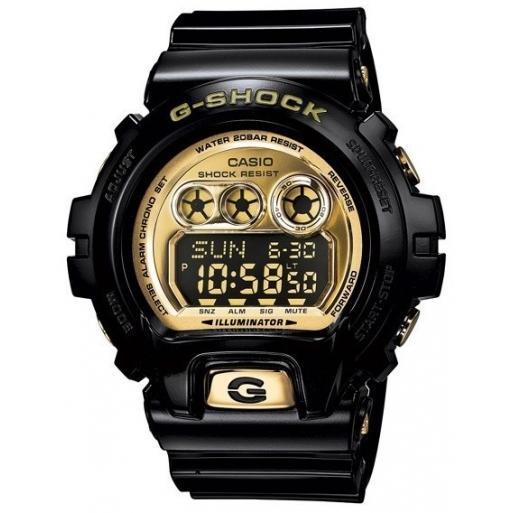 Casio G-Shock GD-X6900FB-1ER Herrenuhr Gold Schwarz