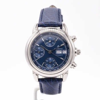 Candino  Chronograph Mechanisch ETA Valjoux 7750 4129S Herrenuhr