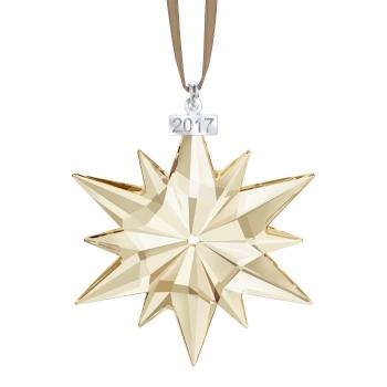 Swarovski 5268827 SCS Christmas Ornament Weihnachtsstern 2017