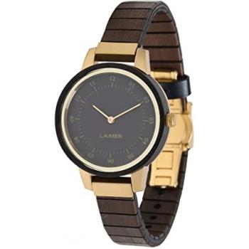Laimer 0084 Holzuhr Woodwatch Elisa Damenuhr