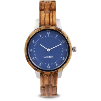 Laimer 0102 Holzuhr Woodwatch Esme Damenuhr
