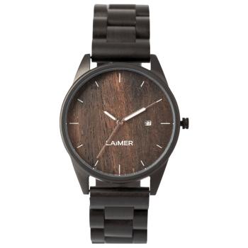 Laimer 0075 Holzuhr Sascha Herrenuhr Woodwatch