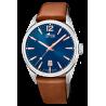 Komono Crafted Lewis Horloge KOM-W4052 Herren Uhr Schwarz Herren Uhr